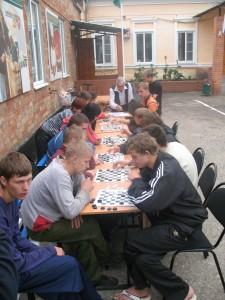 Кружок «Шашки-шахматы»